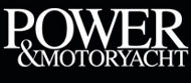 Power & Motoryacht Magazine Logo